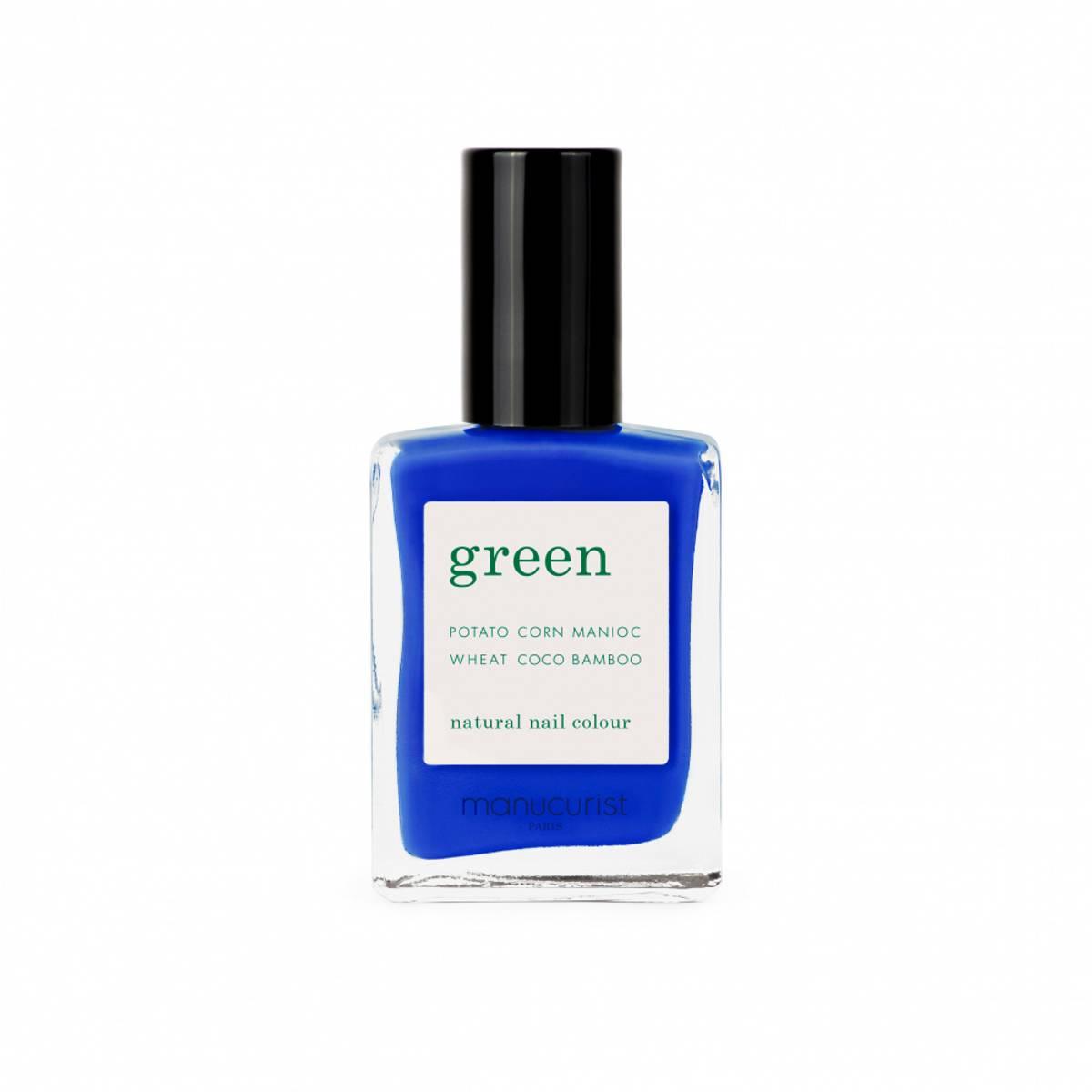 Ultramarine | Neglelakk | Green by Manucurist