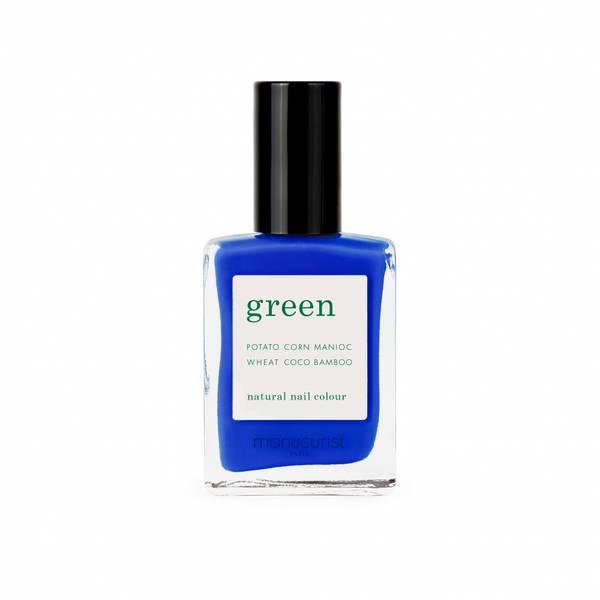 Bilde av Ultramarine   Neglelakk   Green by Manucurist