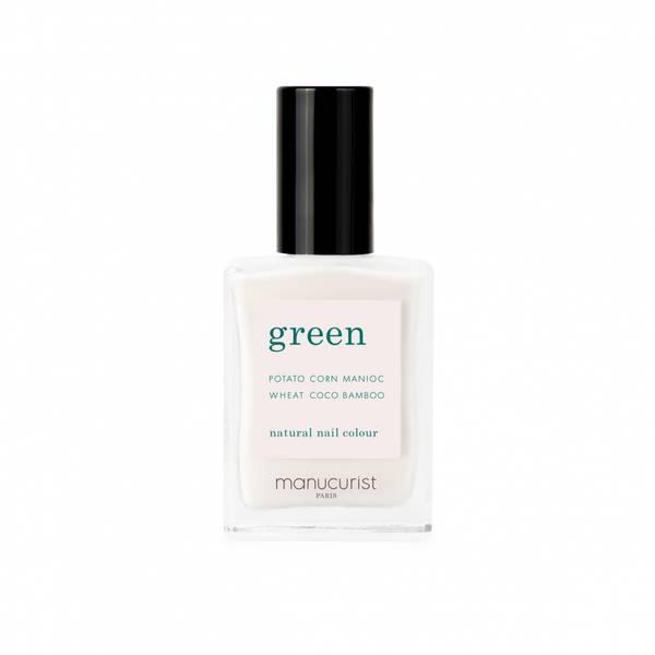 Bilde av Milky White | Neglelakk | Green by Manucurist