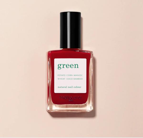 Bilde av Dark Dahlia | Neglelakk | Green by Manucurist