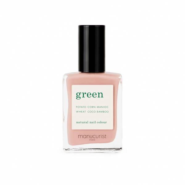 Bilde av Bare Skin | Neglelakk | Green by Manucurist
