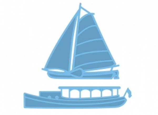 Bilde av Klassiske båter