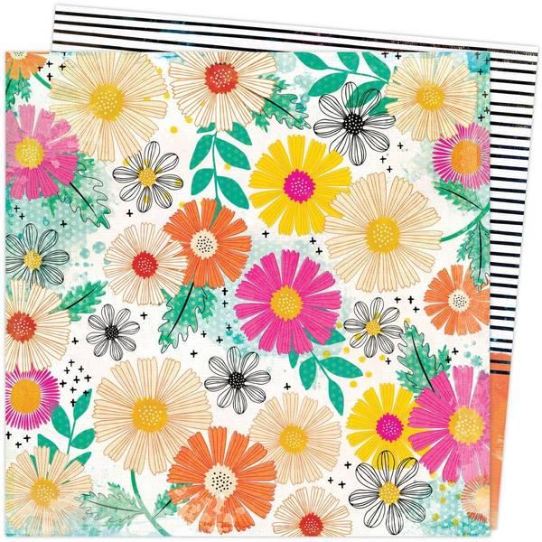 Bilde av Mønsterark; Floral Study
