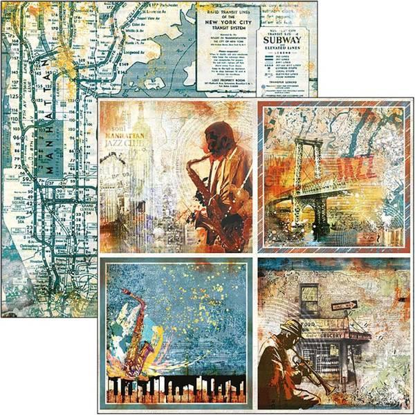 Bilde av Blue Note Cards