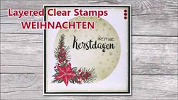 Bilde av Layere stamps with