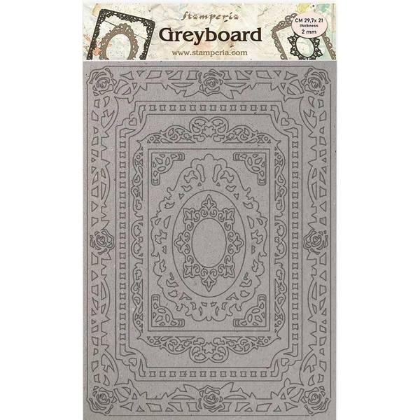 Bilde av Stamperia Greyboard