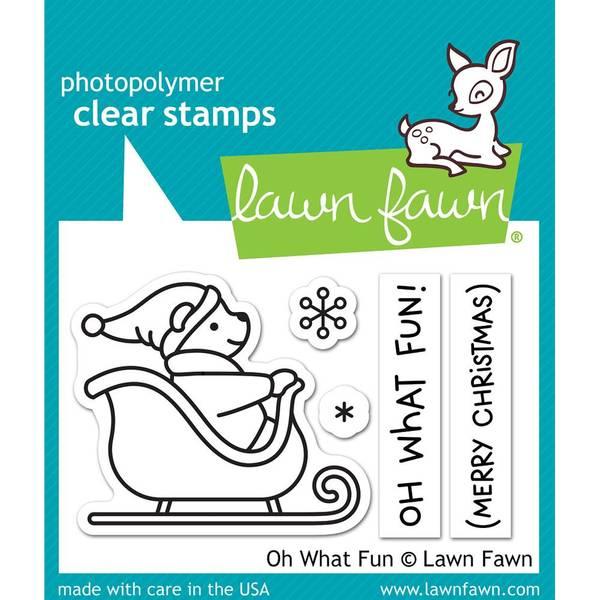 Bilde av Oh What Fun stamp