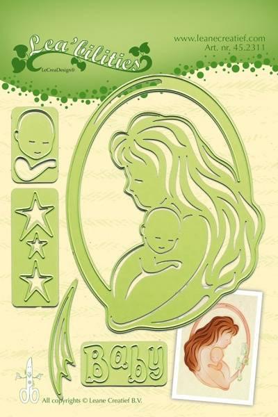 Bilde av Lea; Mother & Child