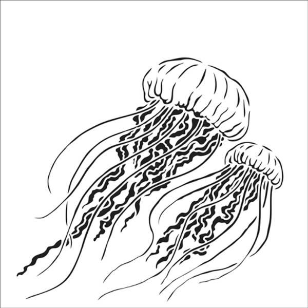 Bilde av TCW; Jellyfish 12x12