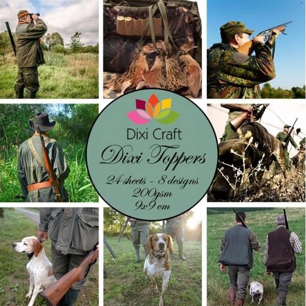 Bilde av Dixie; Hunting