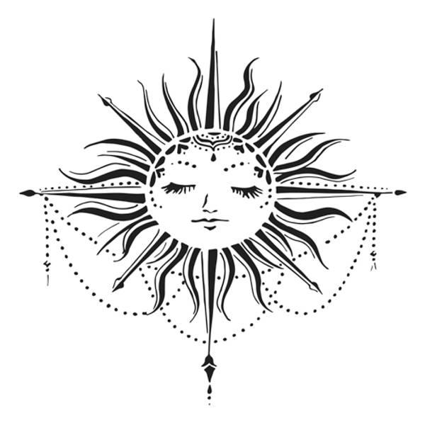 Bilde av TCW; Celestial Sun 12x12