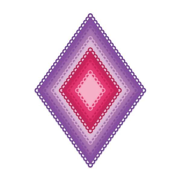 Bilde av Diamond Eyelet Die