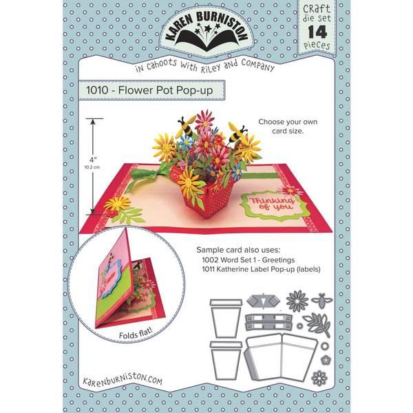 Bilde av Flowerpot Pop-Up