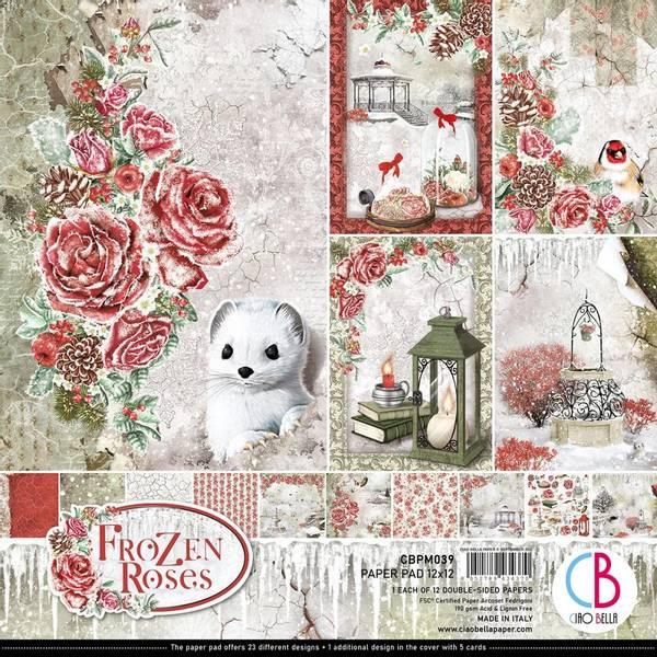 Bilde av Frozen Roses; 12