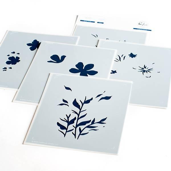 Bilde av Garden Florals layered