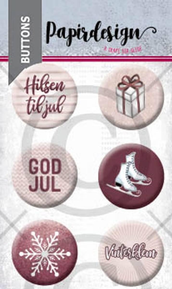 Buttons: God jul 4