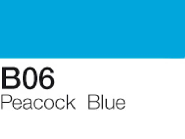 Bilde av B06 Peacock Blue