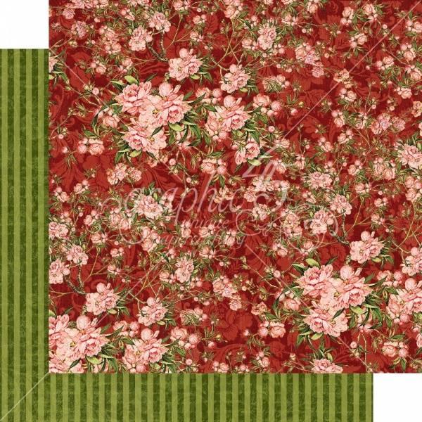 Bilde av Burgundy Blossoms