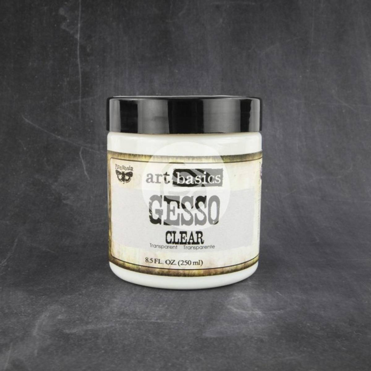 Gesso; Clear