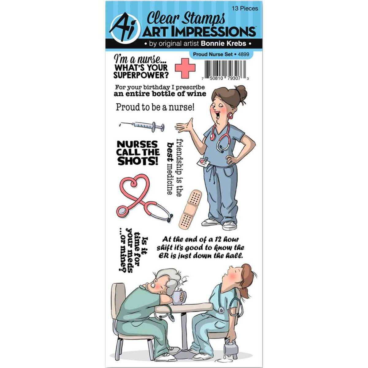 Proud Nurse