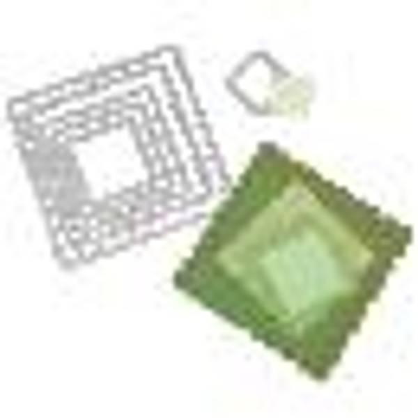 Bilde av Scallop Squares