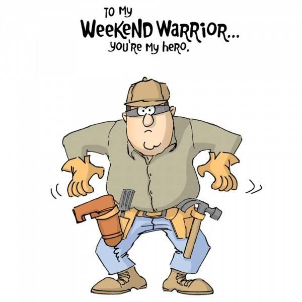 Bilde av Weekend Warrior