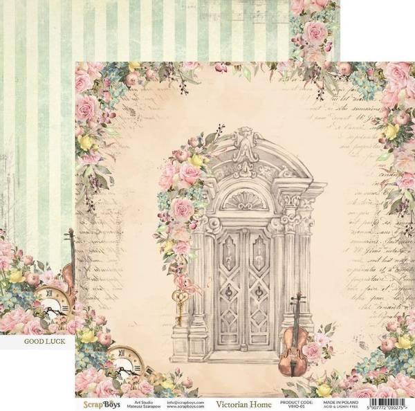 Bilde av ScrapBoys; Victorian
