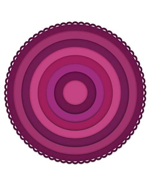 Bilde av Eyelet Circle & Basics