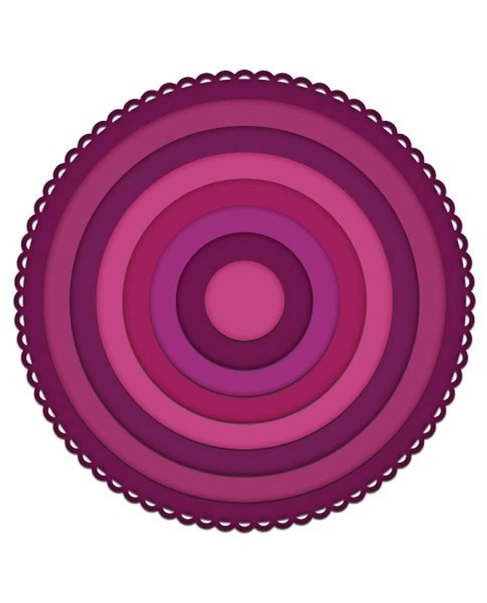 Eyelet Circle & Basics Small Die
