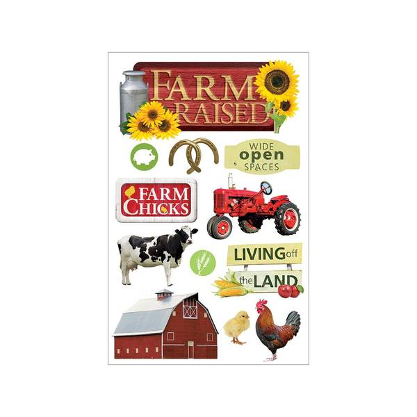 Bilde av Paper House; Farm Raised