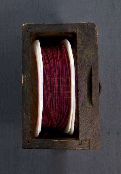 Bilde av Wire Thread Rose Red