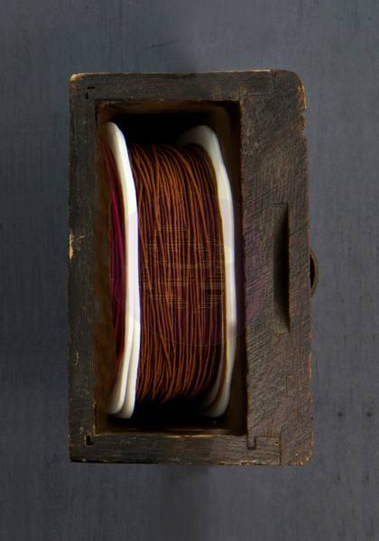 Bilde av Wire Thread Brown 572020