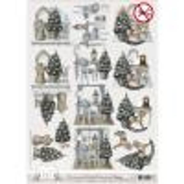 Bilde av Find it; Christmas Trees