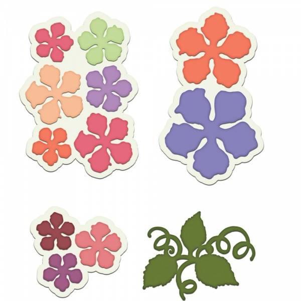 Bilde av Classic Rose Cling Stamp