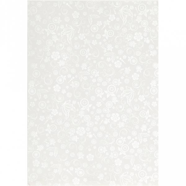 Bilde av CC; råhvit Blankt papir