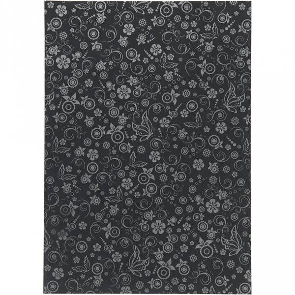 Bilde av CC; svart Blankt papir