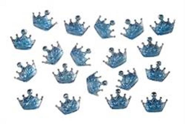 Bilde av EW; Kroner blå