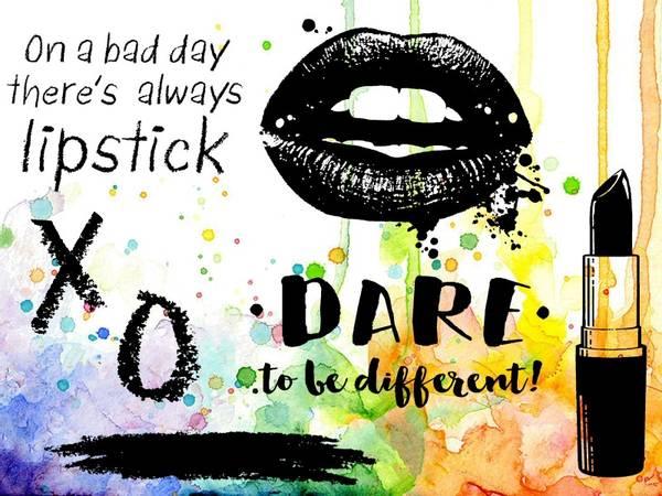 Bilde av Dare To Be Different