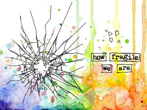 Bilde av How Fragile