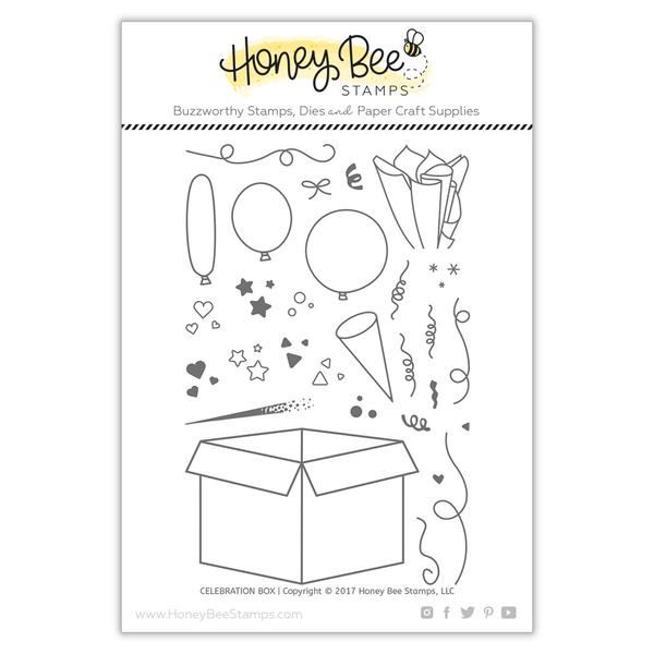 Bilde av Honey Bee Stamps;
