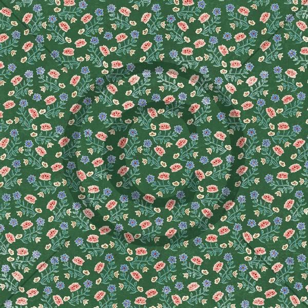 Bilde av Nordlandsbunad grønn