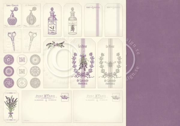 Bilde av Scent of Lavendel - Tags