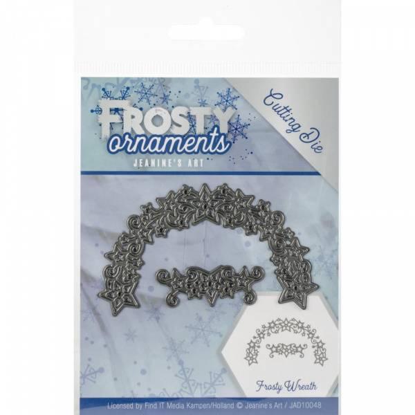 Bilde av Find it; Frosty Wreath