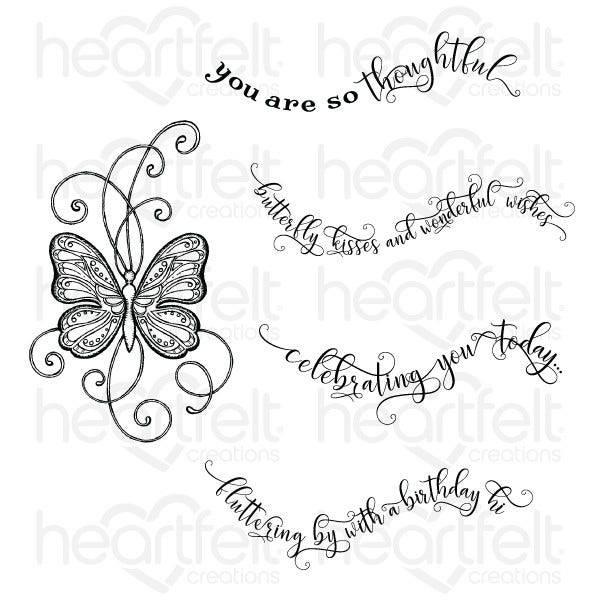Bilde av Butterfly Kisses Cling