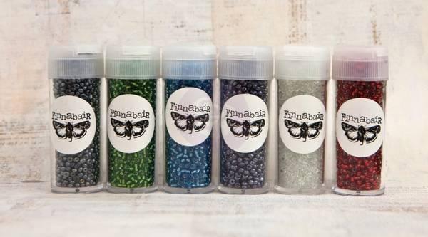 Bilde av Glass Beads Set of 6