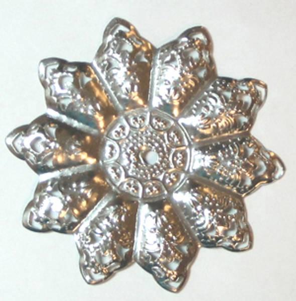 Bilde av K&G; Metall Ornament