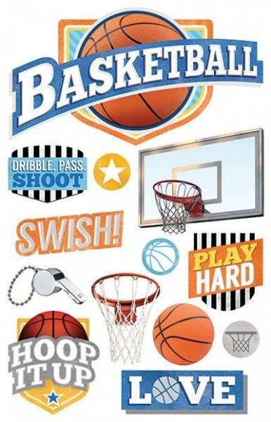 Bilde av Paper House; Basketball