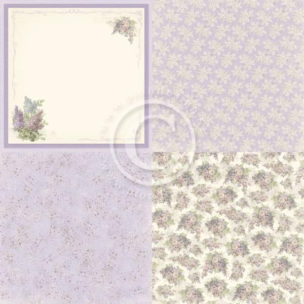 Bilde av 6x6; Dreams of lilacs