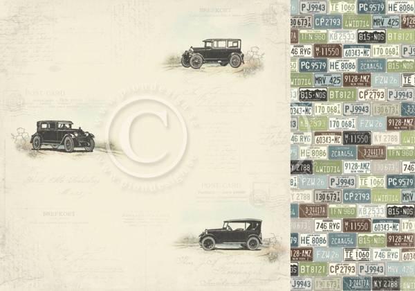 Bilde av Vintage automobiles -