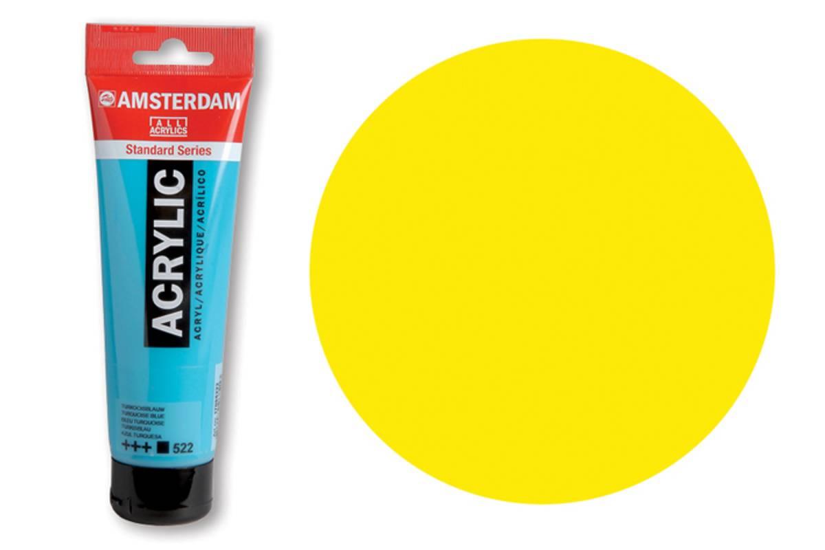 Amsterdam; Primary yellow 275 120ml